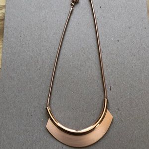 HM Rose Gold Necklace